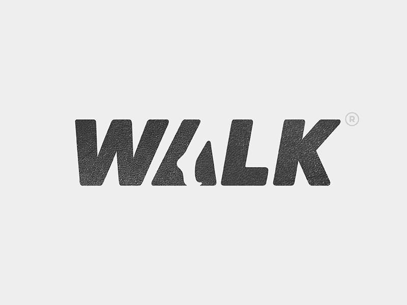 WALK Logo by Yoga Perdana