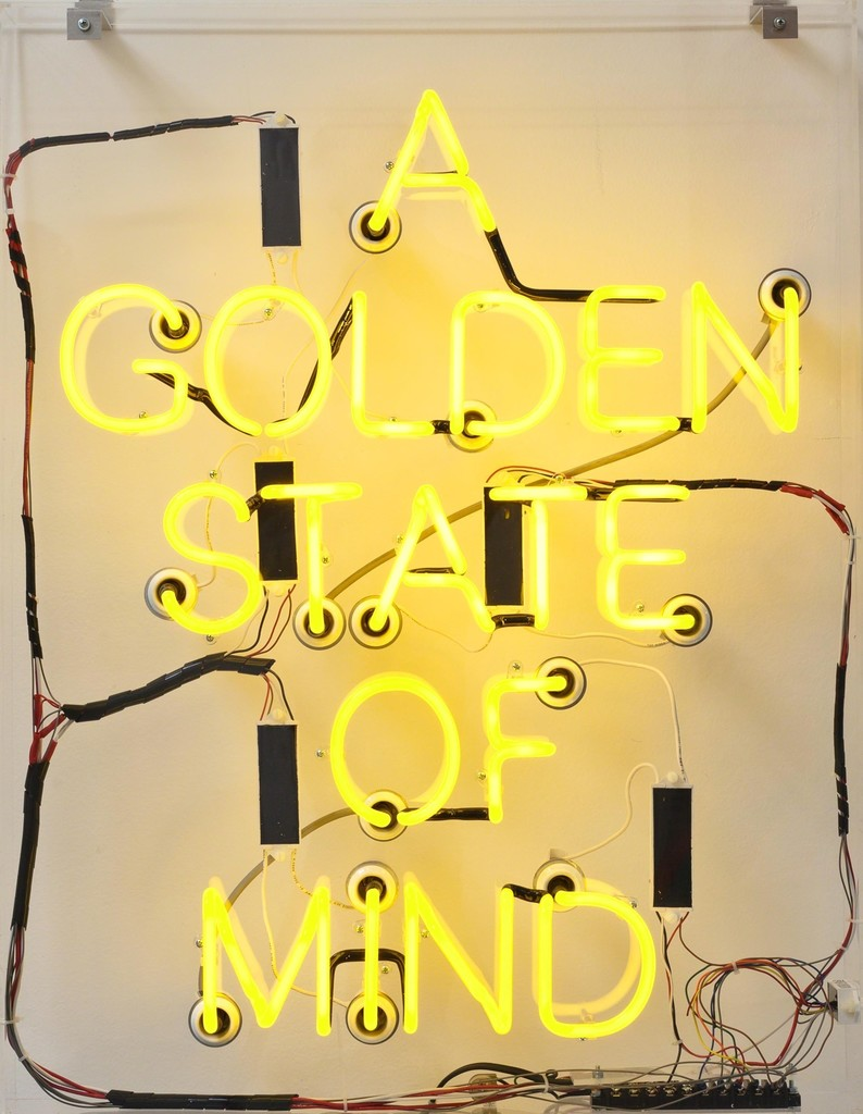 A GOLDEN STATE OF MIND, 2013