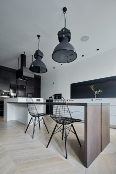 Apartment Reconstruction in Prague / SMLXL Studio