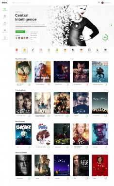 SKRN – Media Streaming App