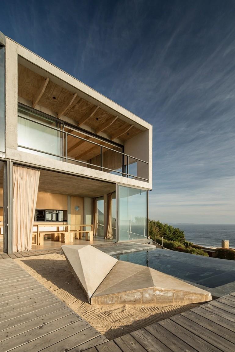 Del Sol House / Schmidt Arquitectos Asociados