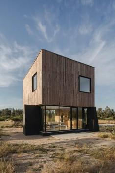 El Vigilante Shelter / Ruizsolar Arquitectos