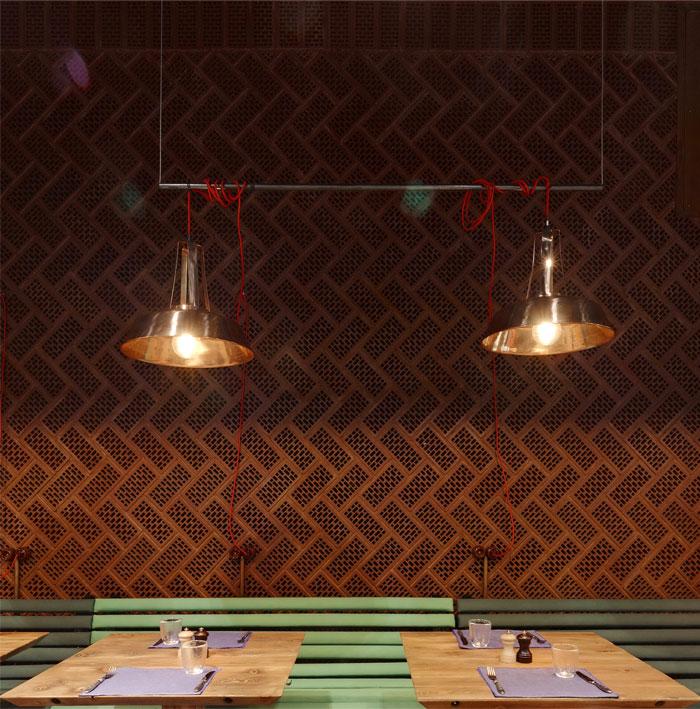 Restaurant Decor for Michelin Chef Adrian Quetglas