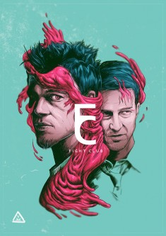 Fight Club by Aykut Aydoğdu