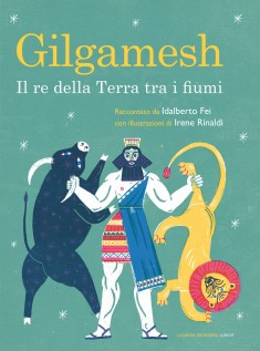 Gilgamesh by Irene Rinaldi