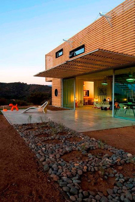 Green Style: Shipping Container Homes by Infiniski
