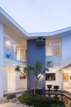 KaLiDa House / Cañas Arquitectos