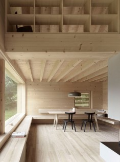 Mountain Vacation House in Austria / Innauer-Matt Architekten