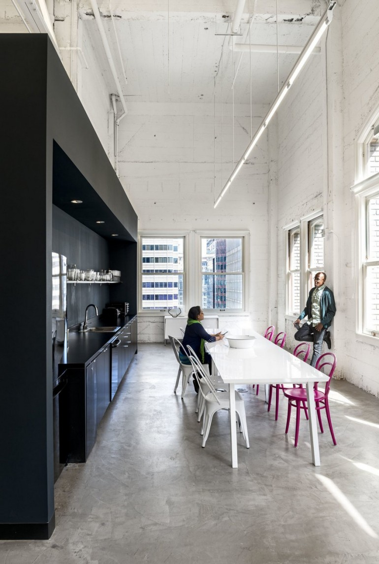 MTZHF Advertising Agency Offices in San Francisco / Gensler