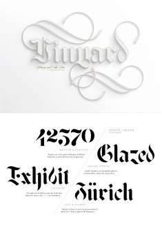 Osgard Pro | Free Font by Anthony James