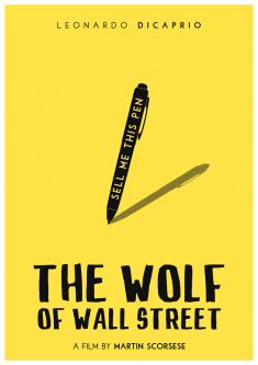 The Wolf of Wall Street by polardesigns