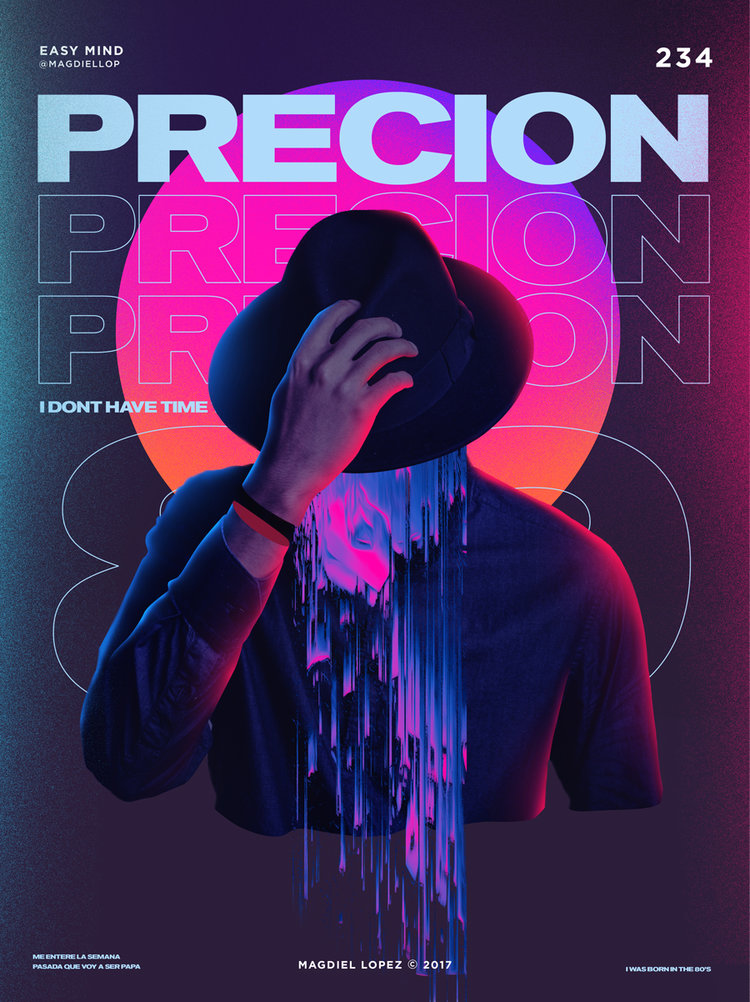 Easy Mind – Precion by Magdiel Lopez