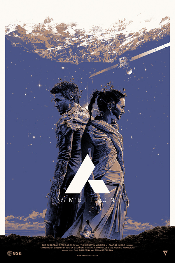 Ambition official poster