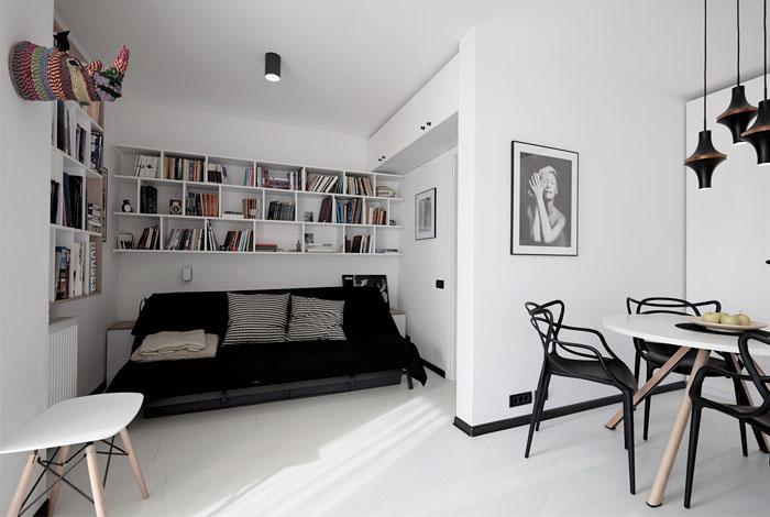 Apartment Renovation by Alex Calin