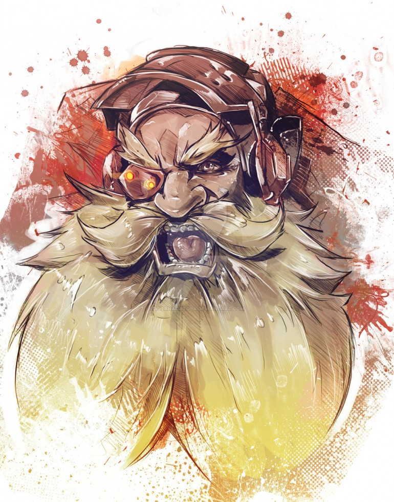 Torbjorn by VVernacatola
