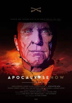 APOCALYPSE NOW / Vector Movie Posters