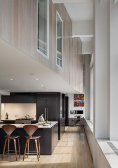 West Village Apartment by Joel Sanders Architect
