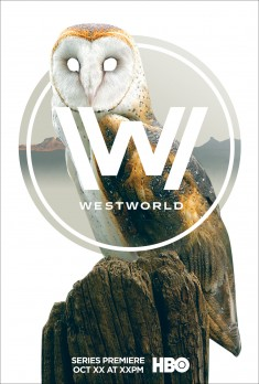 Westworld key art explorations by David Irlanda