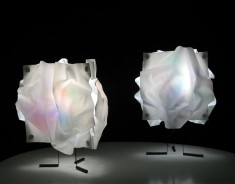 Blurred Lamps by Taeg Nishimoto