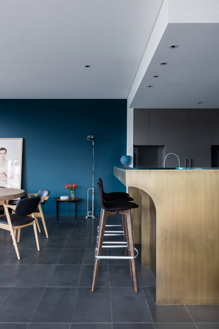 Darlinghurst Penthouse by Stephen Collins Interior Design