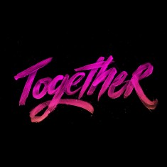 Together – Hand Lettering Vol. 7