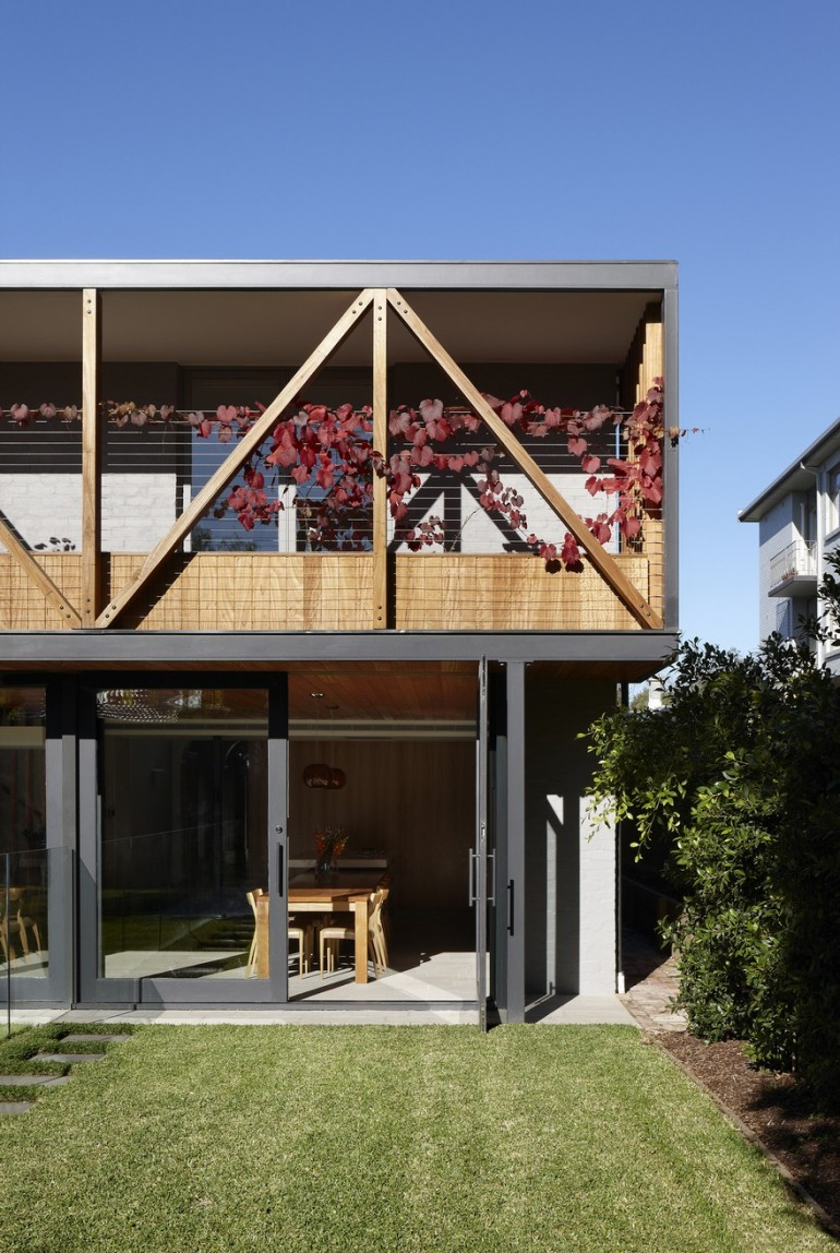 Hawthorn House: A Refurbishment and Extension of an Existing Dwelling in a Victorian Transitiona ...