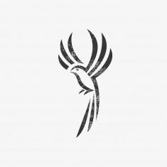 Bird Mark by Marcin Ploński