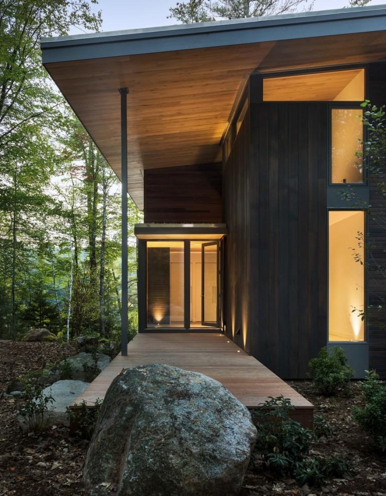 Squam Lake Cabin / Murdough Design