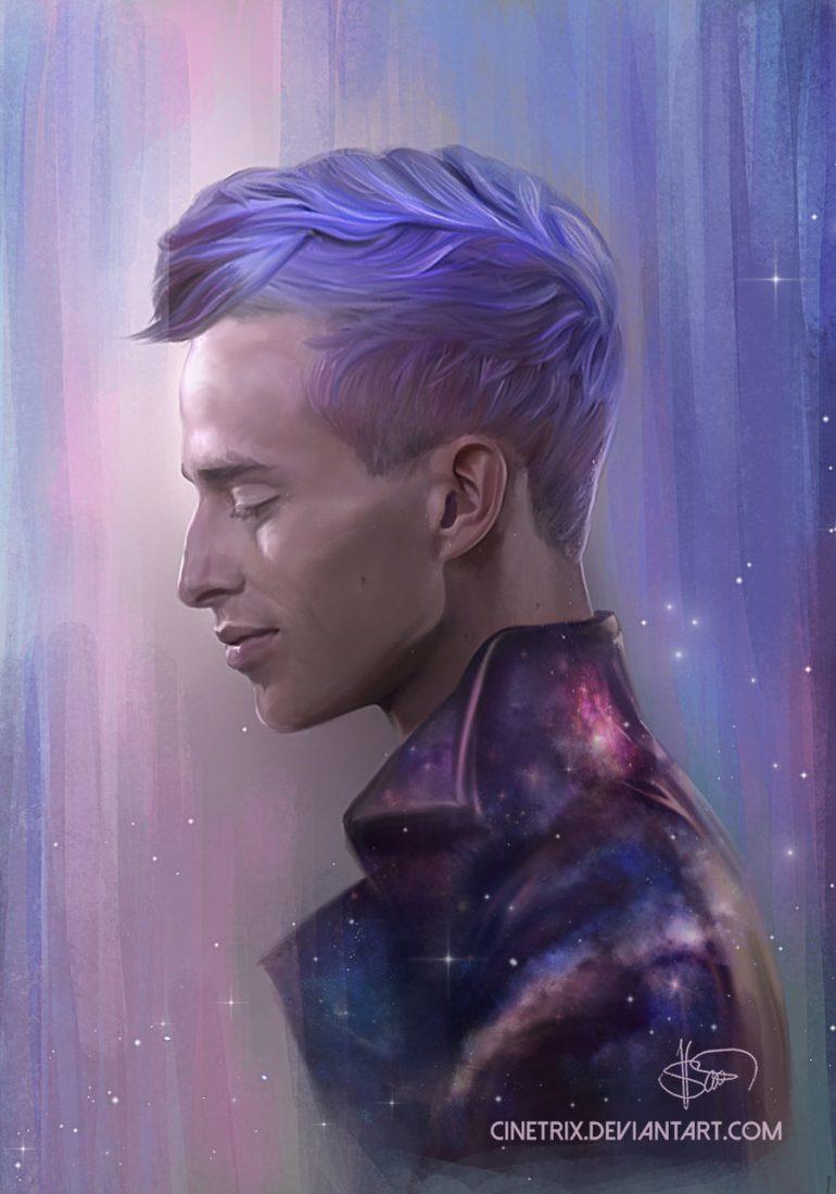 Adam Rippon by cinetrix