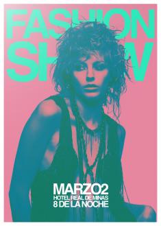 Fashion Show Poster 3
