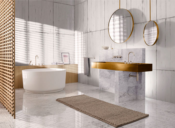 Modern Bathroom Trends for The Next Season