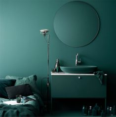 Modern Bathroom Color Trends