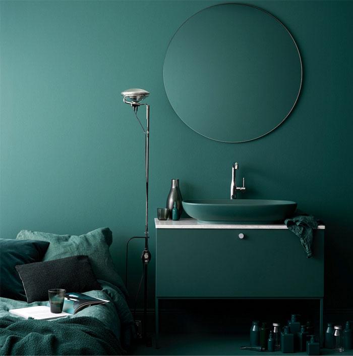 Modern Bathroom Color Trends