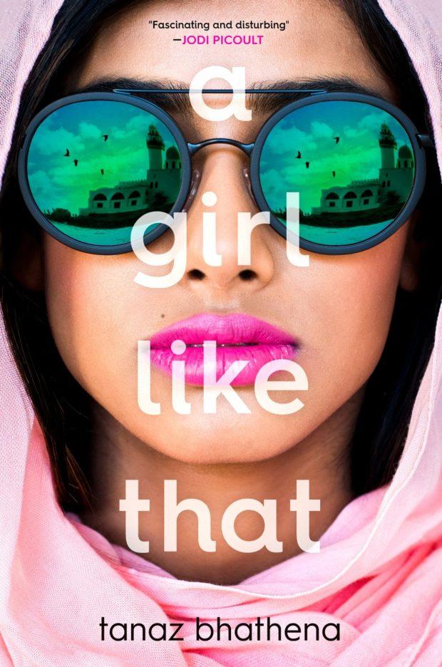 A Girl Like That by Tanaz Bhathena