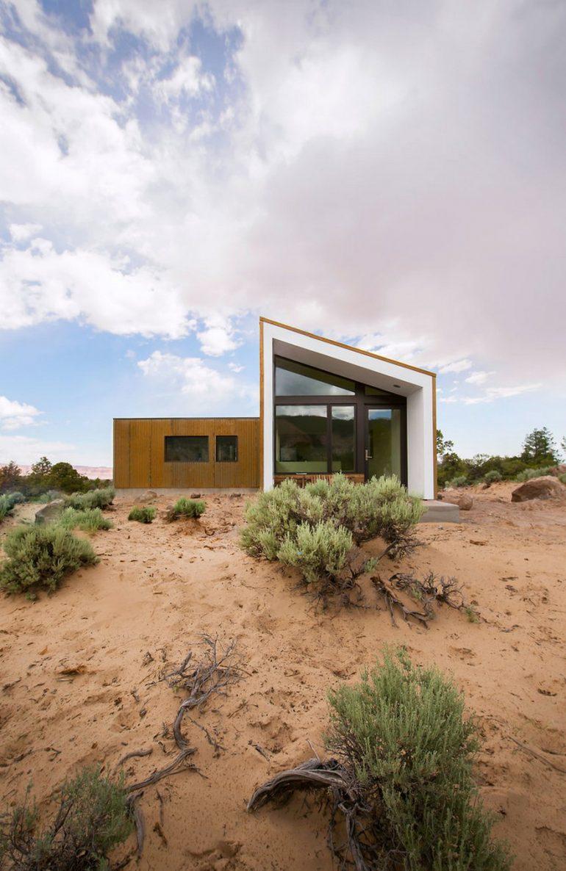 Capitol Reef Desert Dwellings / Imbue Design