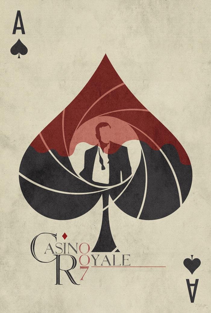 Casino Royale by Ed Burczyk