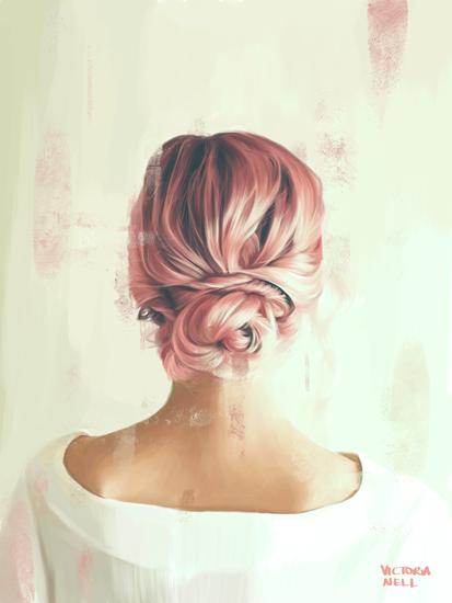Commissioned Digital Portraits | Victoria Nell