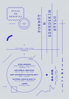 Axel Boman – Poland, david błażewicz – typo/graphic posters