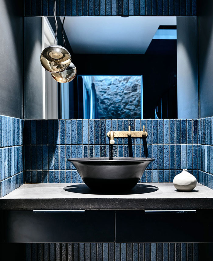 Bathroom Tiles & Color Trends