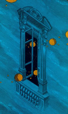 The Window Paradox by Istvan Orosz