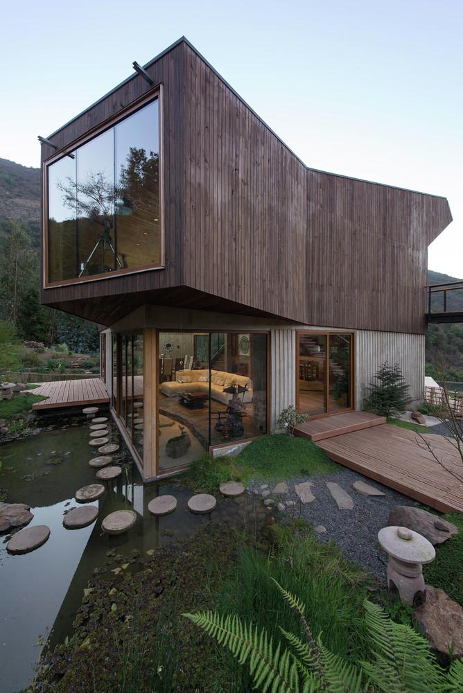 El Maqui House / GITC arquitectura