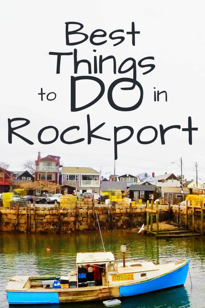 Have You Ever Heard Of The Town Of Rockport, MA?
