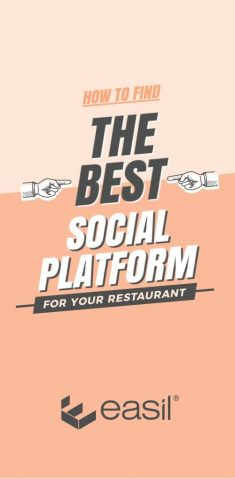 How to find the best social platforms for your restaurant or function centre