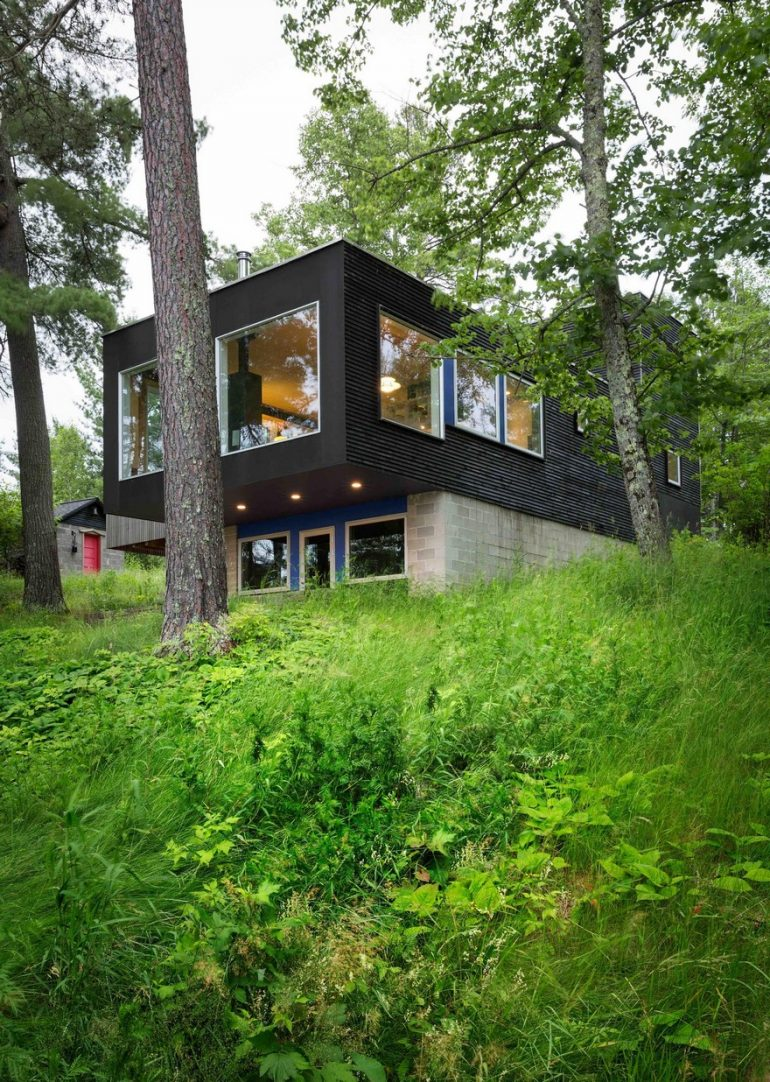 Hyytinen Cabin in Northern Minnesota / Salmela Architect