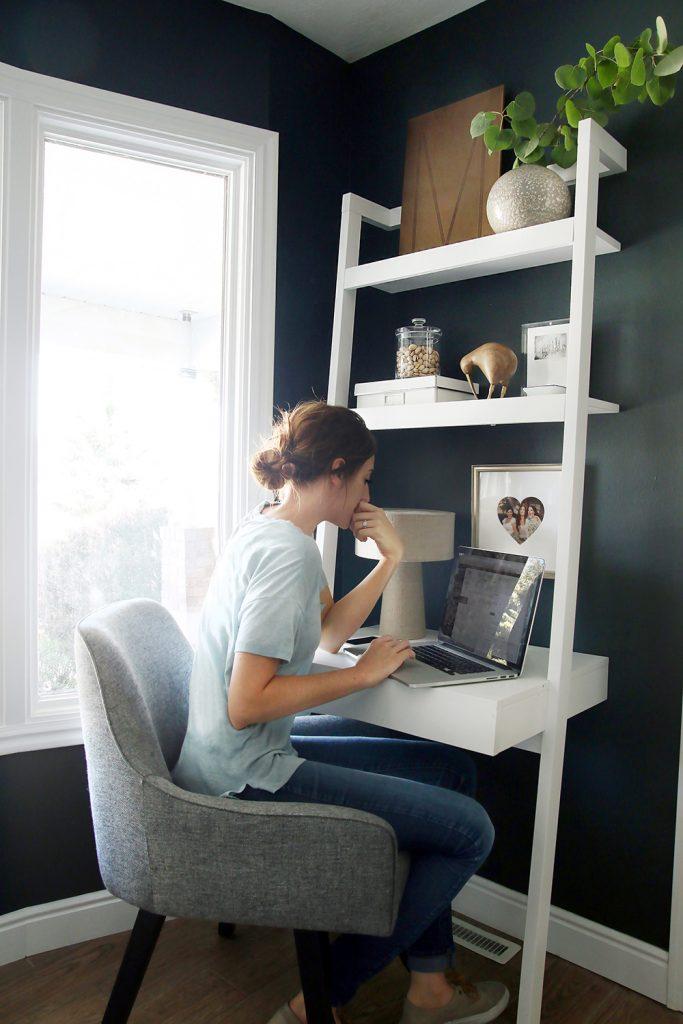 In My Own Little Corner (Office)