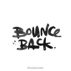 Bounce Back by Kaila MacDonald