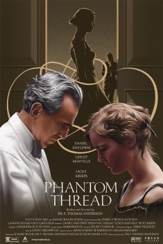 Phantom Thread by MJ Macasinag