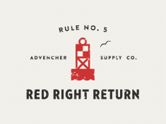 Red Right Return by Dan Cederholm