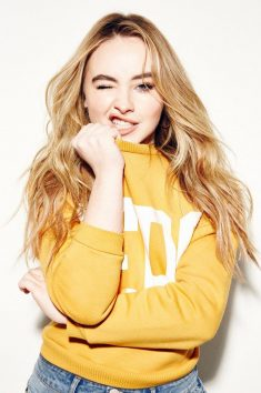 Sabrina Carpenter – AÉROPOSTALE Campaign for winter 2017