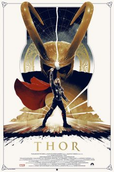 Thor Poster Design